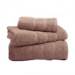 Хавлиени кърпи Basic - махагон
