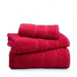 Хавлиени кърпи Basic - червено