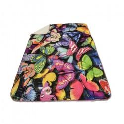 Одеяло пано печат дабъл...