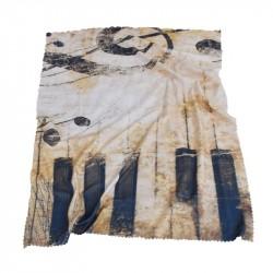 Одеяло полар печат - Ноти
