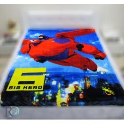 Детски одеяла - Big Hero