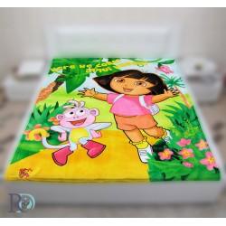 Детски одеяла - Дора...