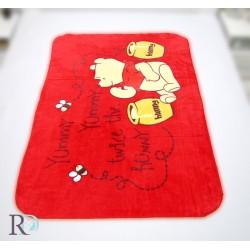 Бебешки одеяла - Мечо Лакомник