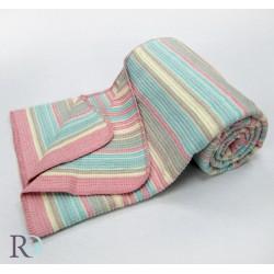 Одеяло памук - Дарси розово...