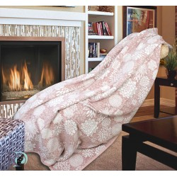 Одеяло памук -  Розита пепел