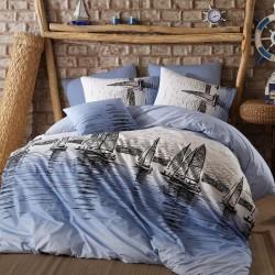 Семейно спално бельо - Лодки
