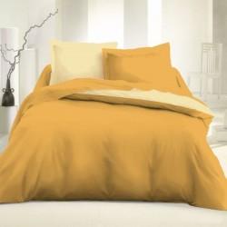 Спално бельо сатен Злато -...