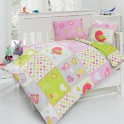 Бебешко спално бельо - Пиленца