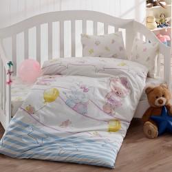 Бебешко спално бельо к-т с...