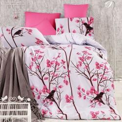 Двойно спално бельо - Бърди