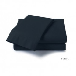 Долен чаршаф - черно