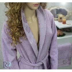 Комплект халат за баня и 2...