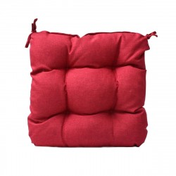 Възглавница за стол - бордо