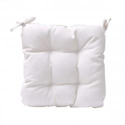 Възглавница за стол - екрю