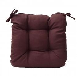 Възглавница за стол - кафяв