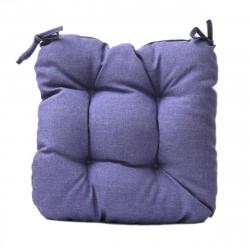 Възглавница за стол - лилав