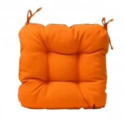 Възглавница за стол - оранжев